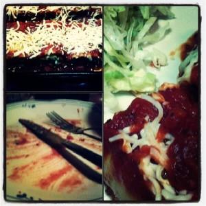 Lasagne Rolls